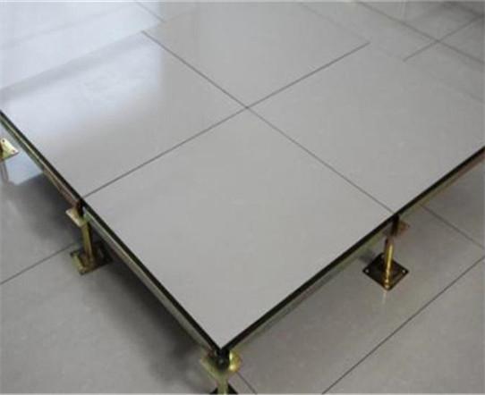 郑州陶瓷机房地板安装
